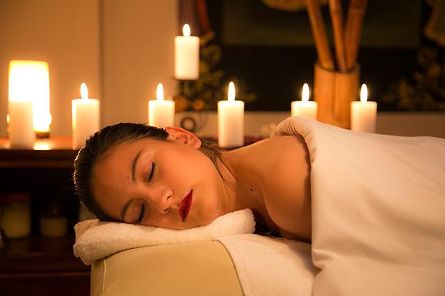 massaggio che concilia il sonno